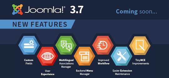 joomla 37 is coming soon